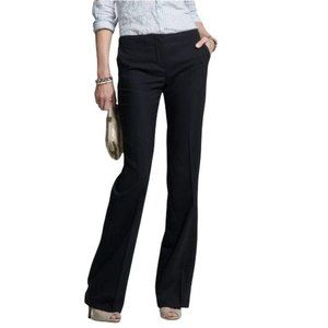 J. Crew Trousers City Fit 2 x 32 Stretch Black